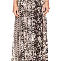 NOVELLA ROYALE Susi Maxi Skirt in Black