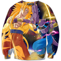 Dragon Ball Z Battle of Gods Crewneck