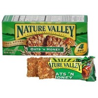 Nature Valley Oats N' Honey Crunchy Granola Bar 4 ct
