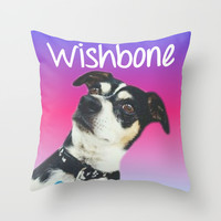 o2l Throw Pillow by Ronisdesigns