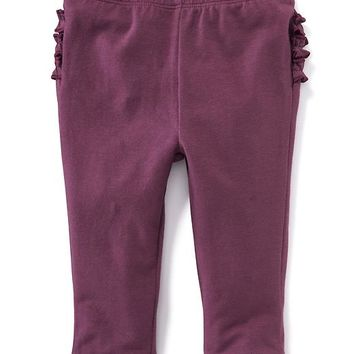 Old Navy Ruffled Leggings For Baby