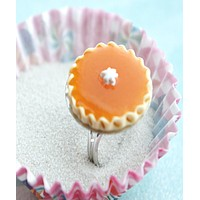 Pumpkin Pie Ring