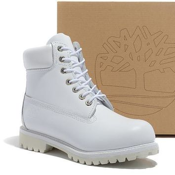 Timberland Women Men Casual Boots Shoes-9