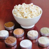 Gourmet Popcorn Spice Kit by spicespicebaby on Etsy
