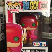 Starfire as The Flash Teen Titans GO! Funko Pop! Toys R Us Exclusive #336