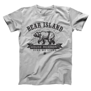 Game of Thrones Bear Island House Mormont Got Men's T-Shirt