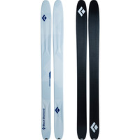 Black Diamond Carbon Megawatt Ski One Color,