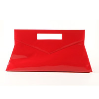 Folter - Red Train Bag from Wicked Jaded
