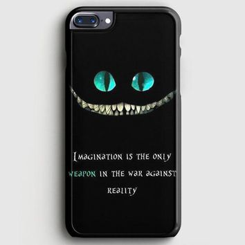 Alice In Wonderland Poster Art Disney iPhone 8 Plus Case