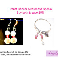 October Breast Cancer Awareness - LinorStore Jewelry & Kippah