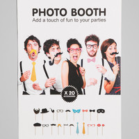 Photobooth Prop - Pack Of 20 - Urban Outfitters