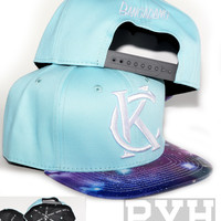 Kansas City KC Galaxy Snapback Hats