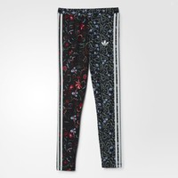 adidas Moscow Print Mix Leggings - Multicolor | adidas US