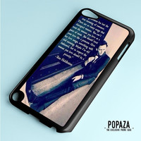 Tom Hiddleston iPod Touch 5 Case