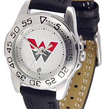 Western State Colorado University Mountaineers Ladies' Sport Watch