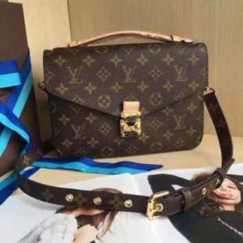 Louise Vuitton Large Crossbody Purse