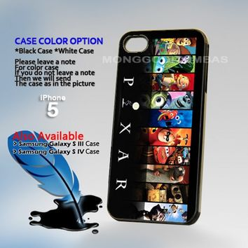 PIXAR, Photo Hard Plastic iPhone 5 Case Cover