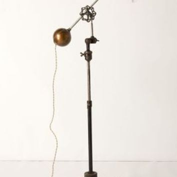 Glass-Shade Lamp by Robert Ogden Assorted One Size Lighting