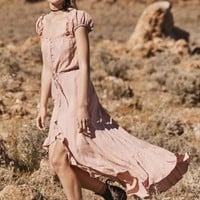 Willow Day Dress - Blush // PRE ORDER