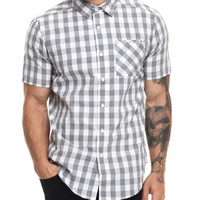 No Brainer S/S Button-Down by Ecko