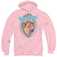 Clueless Hoodie Total Betty Pink Hoody
