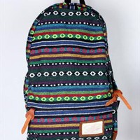 Backpack with Snow Flake Pattern  Embellishment VCY451 from topsales
