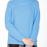 Utilita Ribbed Roll Neck Jumper By Sportmax Code