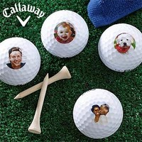 Personalized Photo Golf Balls - Add Your Own Picture