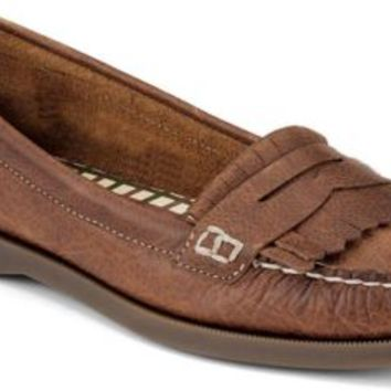 Sperry Top-Sider Avery Loafer LightBrown, Size 9W  Women's Shoes