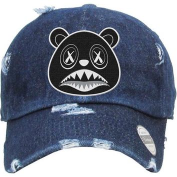 Oreo Baws Denim Dad Hat