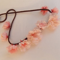 Flower Crown by perfcreations1 on Etsy