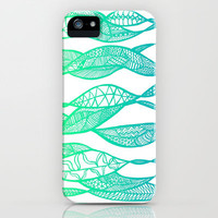 Sway Ombre iPhone Case by Lisa Argyropoulos | Society6