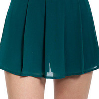 Kylie Pleated Shorts $39