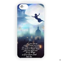 Peter Pan Quote Disney Movie For iPhone 5 / 5S / 5C Case