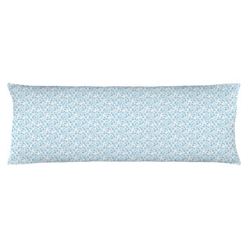 Blue Mosaic Body Pillow