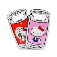 Cartoon Kawaii Beer Bottle Opener Personalized Funny Stainless Steel Hello Kitty Bottle Opener Bar Tool Home Decor G34