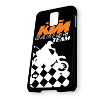 KTM Racing Team Samsung Galaxy S5 Case