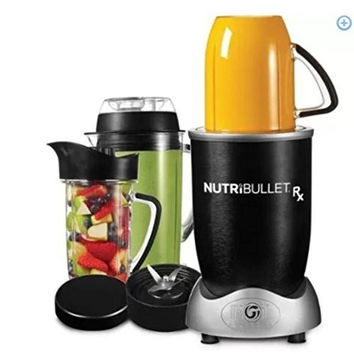 Magic Bullet Nutribullet Rx Blender