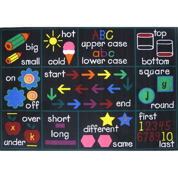 Fun Rugs Fun Time Collection Compare Area Rug