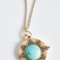 Boho Lake Havasu Exploration Necklace by ModCloth