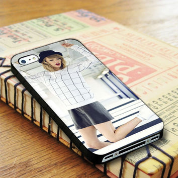 Taylor Swift Jump Taylor Swift Singer 1989 iPhone 4 | iPhone 4S Case