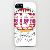 one direction swag iPhone Case by Taylor St. Claire | Society6