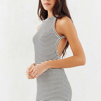 Silence + Noise Harness Strap Open Back Dress - Urban Outfitters