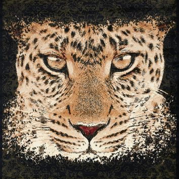 United Weaver Legends Leopard Eyes Area Rug