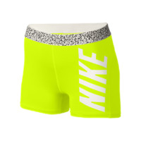 "Nike Pro 3"" Mezzo Waistband Women's Training Shorts"