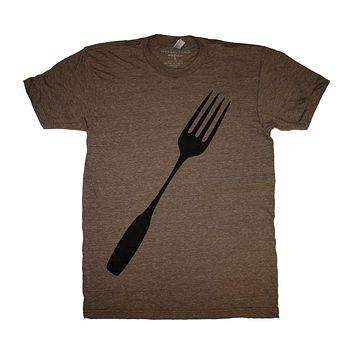Xenotees Fork T-shirt Track Tee