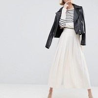 ASOS Tailored Culottes with Large Fold Pleat Front at asos.com