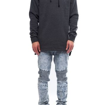 Under the Radar Hoodie- Charcoal
