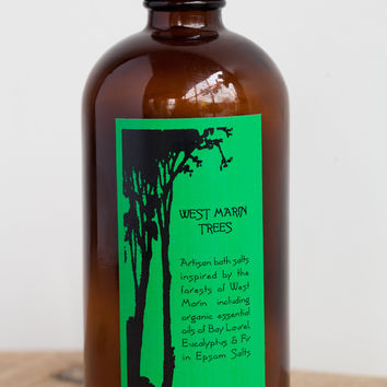 Leila Castle West Marin Trees Bath Salts