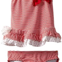 Kate Mack Baby Girls' Regatta 2 Piece Swimsuit